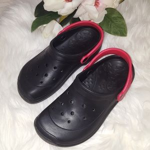Crocs | Mickey Mouse Black/Red Unisex 7